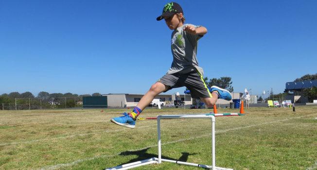 Track & Field Camp